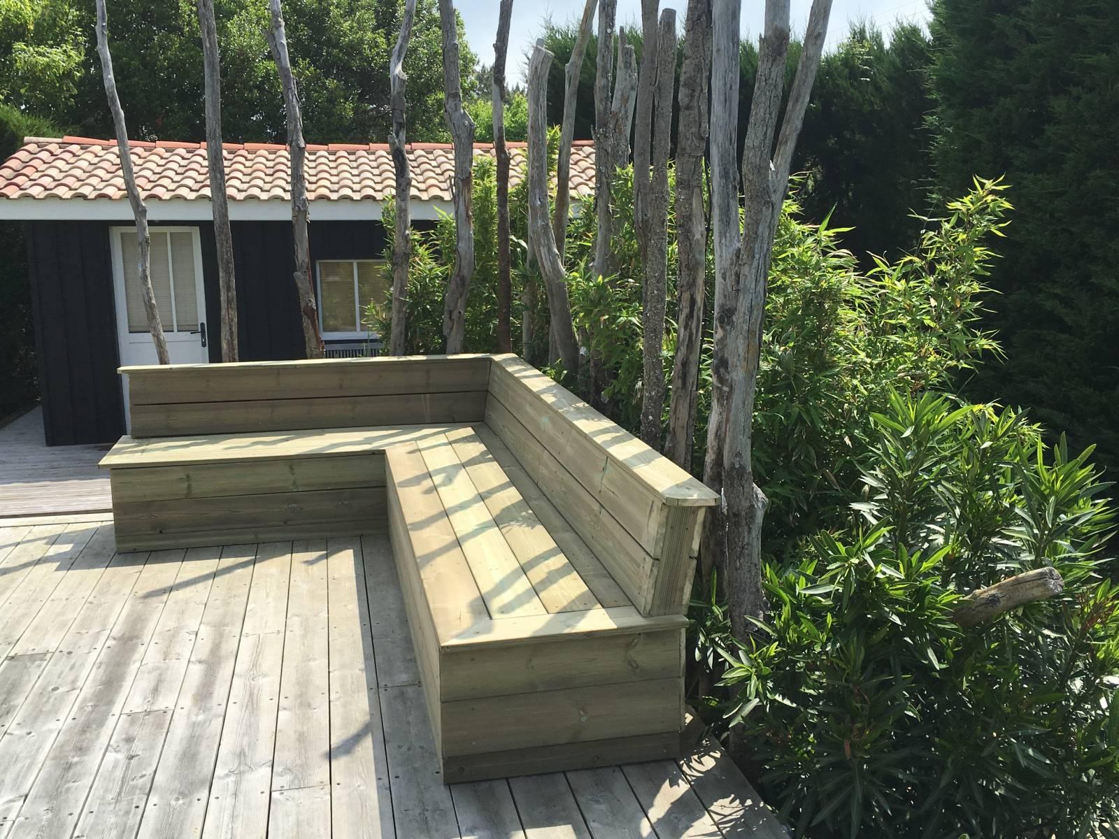 Fabrication Banc En Bois les meilleures images de banc en bois: plan fabrication banc